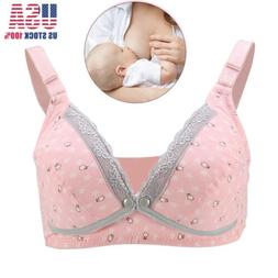 100 percent cotton women nursing maternity bra