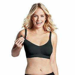BRAVADO! DESIGNS Women's Body Silk Seamless Nursing Bra, Mat