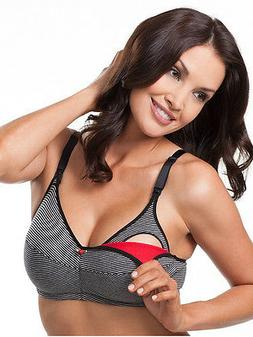 Leading Lady Casual Comfort Softcup Nursing Bra 2-Pack - 400