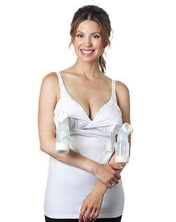Essential Hands-Free Pump&Nurse all-in-one Nursing Tank with