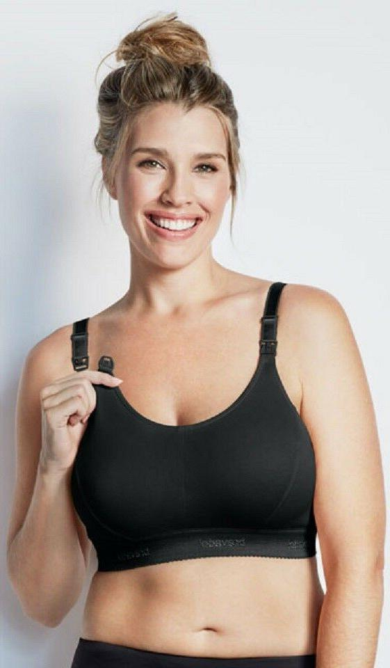 BRAVADO ORIGINAL PLUS NURSING BLACK SIZE