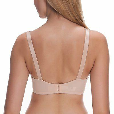 Gratlin Padded Push up Underwire Bra with