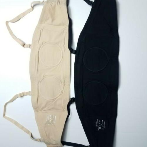 Lot 2 Small Hands Bra Bustier Tan Black