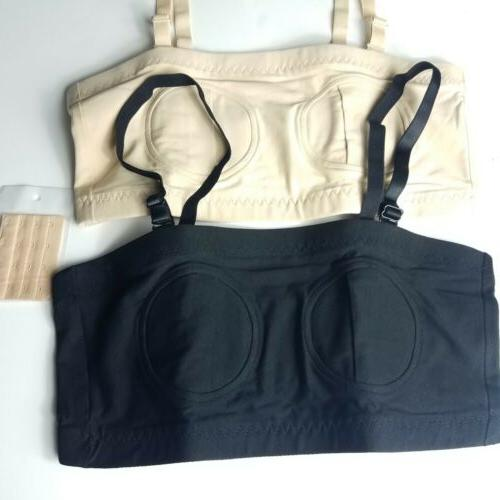Lot Small Hands Bra Black Breast
