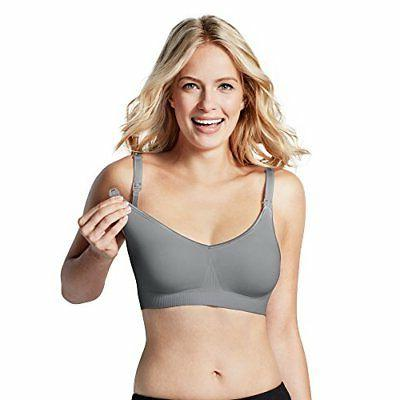 maternity seamless nursing bra