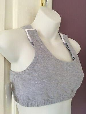 New Sports Extra Large Gray/White