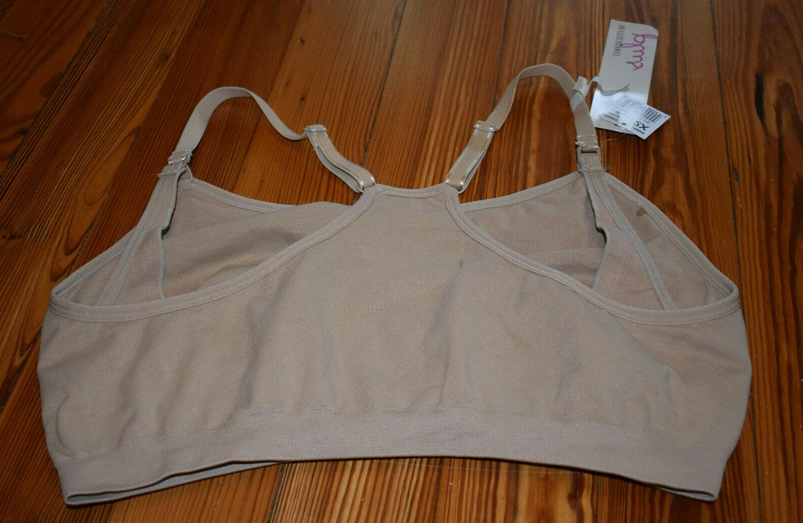 Nursing Bra Woman Baby