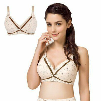Pregnant Maternity Breastfeeding Bras Baby Underwired