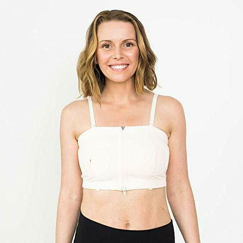 Simple Wishes Hands Free Bra Pink & XS to