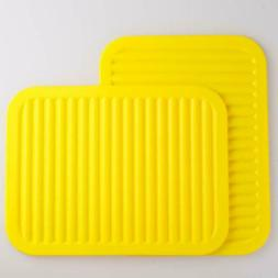Lucky Plus Silicone Trivet Mat for Hot Pans and PotsS Hot Pa
