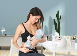Maternity Bra Breast Pumping Bra Hands Free Pumping Bra Adju