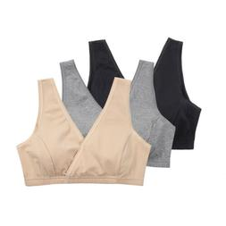 Lot2/3Pcs Maternity Nursing Sleep Bra Cotton Tank For Breast