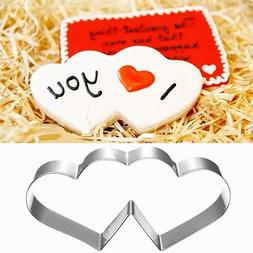 1 piece NewStainless Steel Cookie Biscuit Pastry Cake Decor