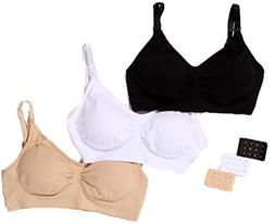 Just Intimates Nursing Bras for Women  3P-11141-A-2X