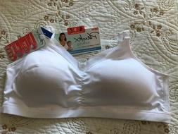 Playtex Nursing Shaping Foam Wirefree Bra with Lace US3002,