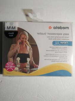 Medela Nursing Sleep Bra - Medium - Black - New in Pack