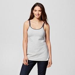 NWT Nursing Hands-Free Pumping Bra Padded Pull Over Heather