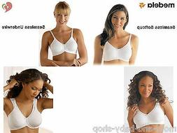 seamless softcup underwire breast feeding nursing maternity