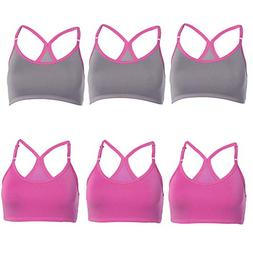 Fruit Of The Loom  Womens Underwear Wirefree Sports Bras For