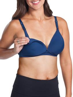 Loving Moments by Leading Lady Wirefree T-Shirt Nursing Bra