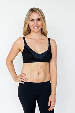 Simple Wishes Supermom All-in-One Nursing and Pumping Bra, B