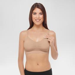 Women's Comfortable and Seamless Nursing Bra